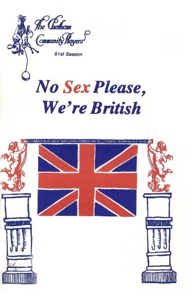 No Sex Please, We're British (1983)