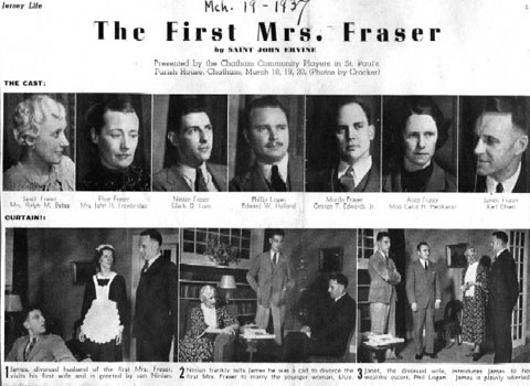 The First Mrs. Fraser (1937)