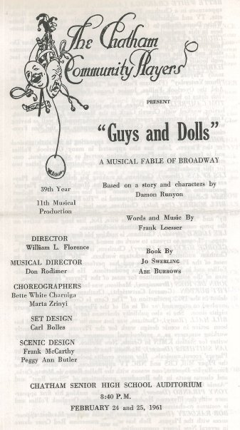 Guys and Dolls (1961)