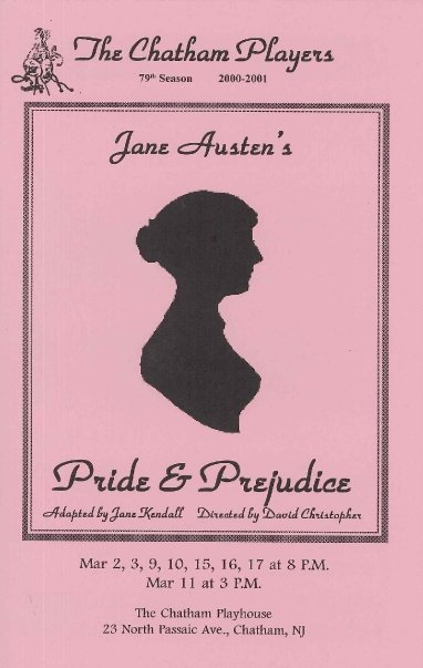 Pride and Prejudice (2001)