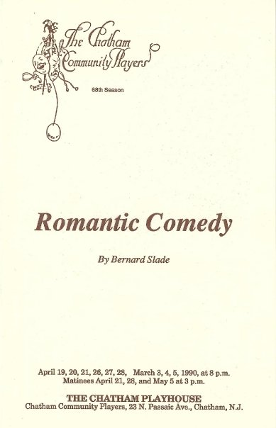 A Romantic Comedy (1990)