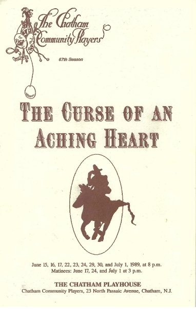 The Curse of an Aching Heart (1989)