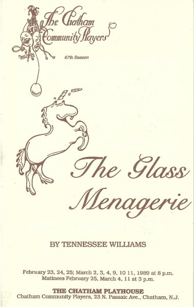The Glass Menagerie (1989)