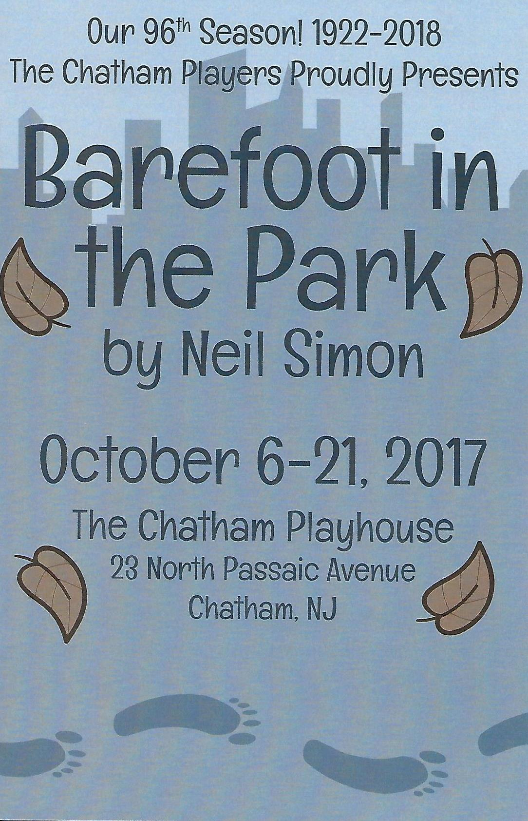 Barefoot in the Park (2017)