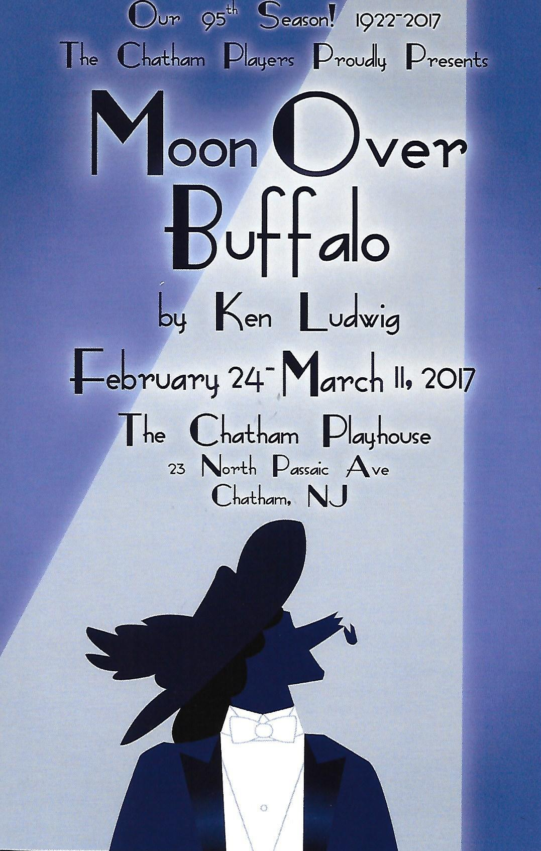 Moon Over Buffalo (2017)