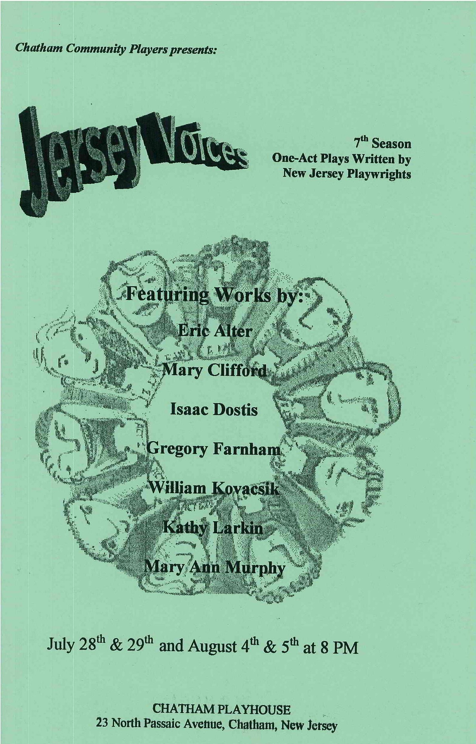 Jersey Voices (2001)