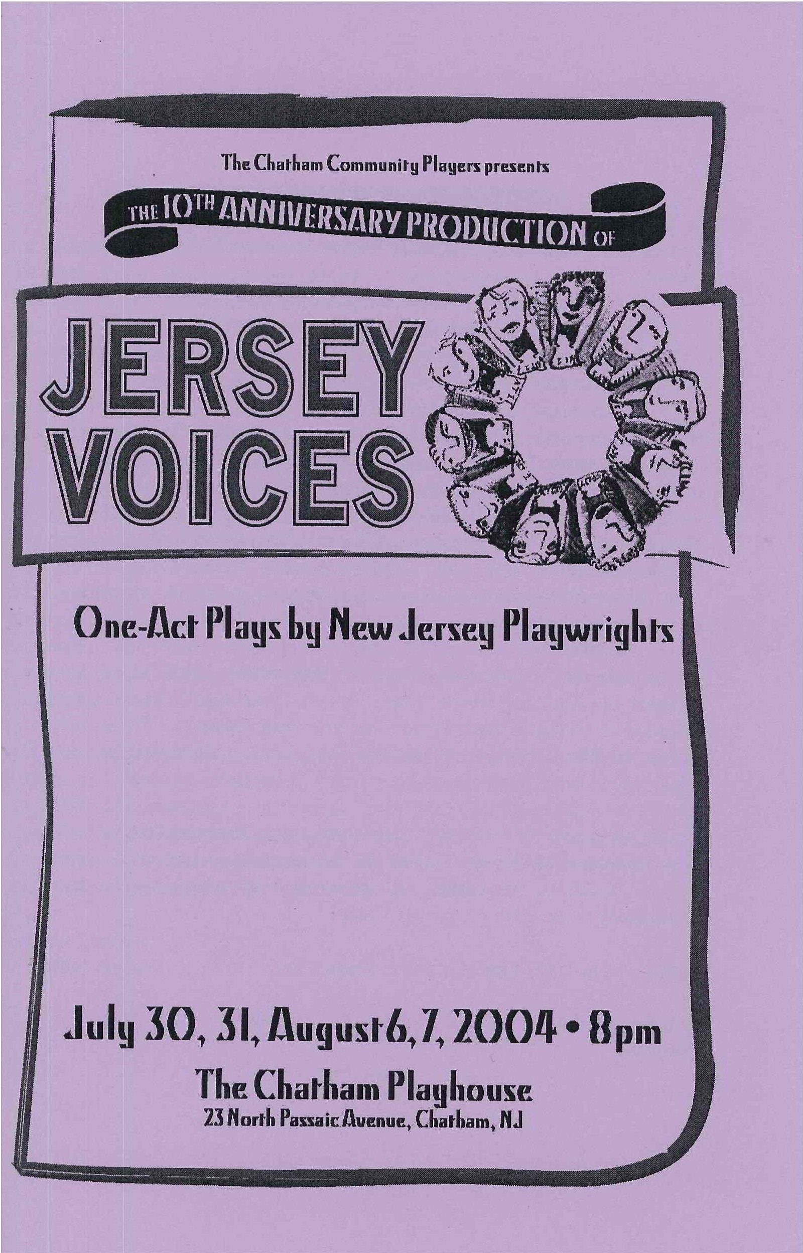 Jersey Voices (2004)