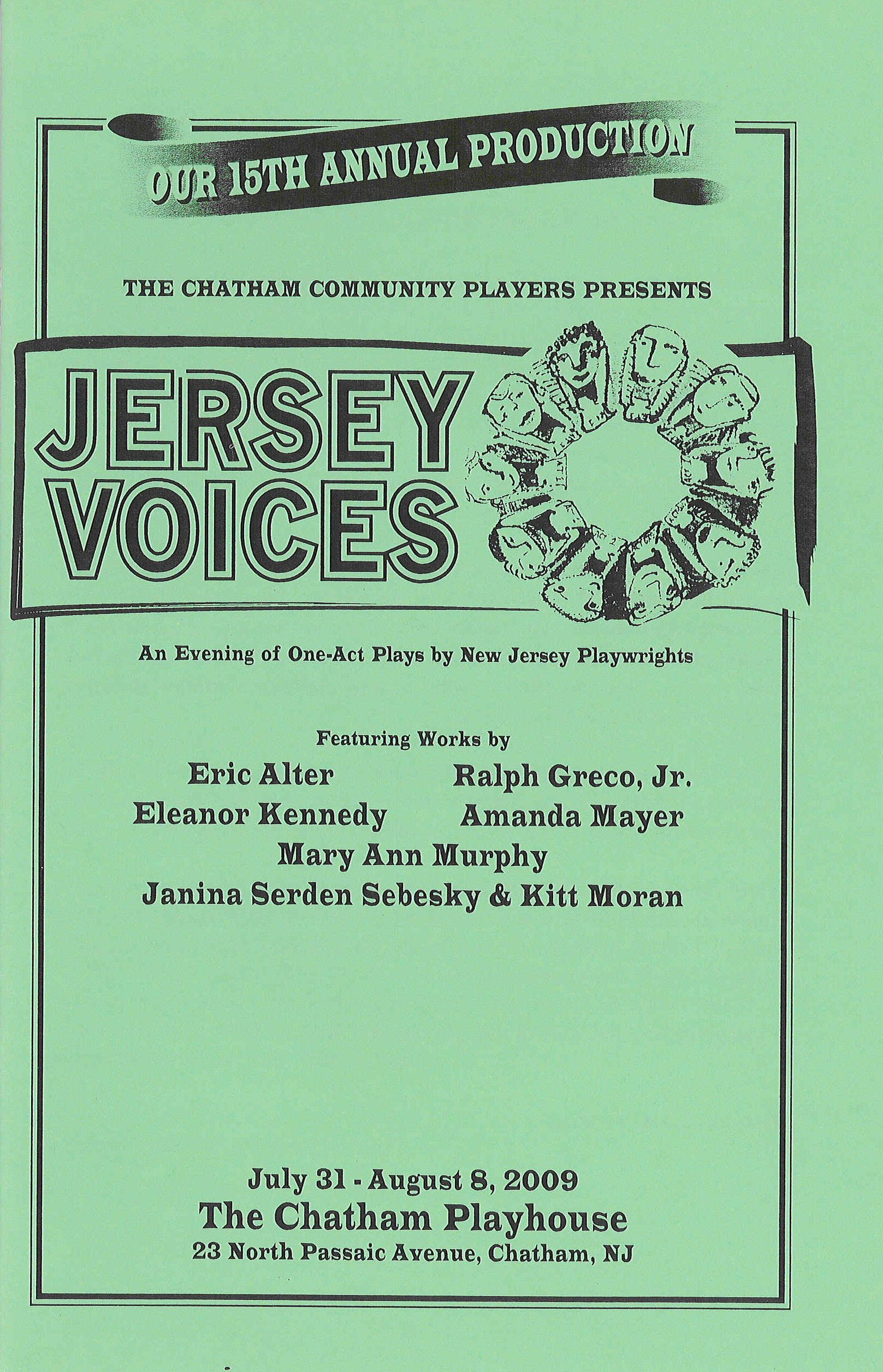 Jersey Voices (2009)