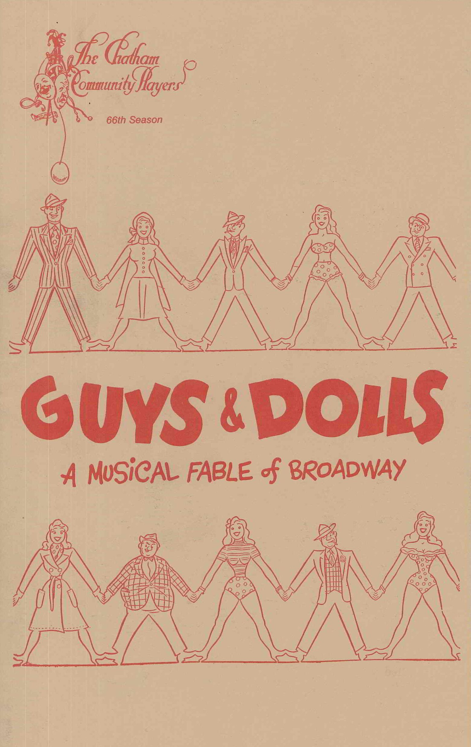 Guys and Dolls (1987)