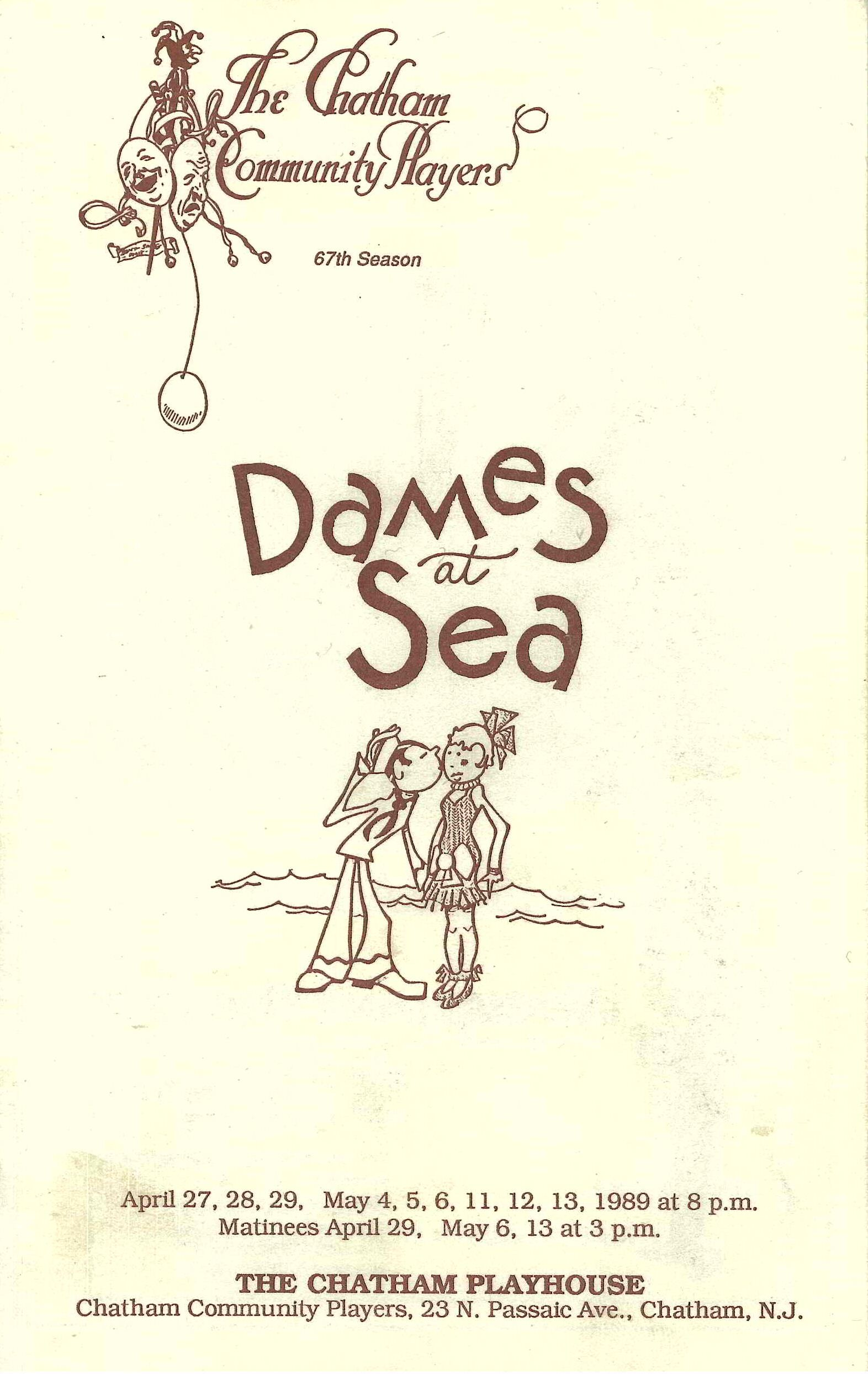 Dames at Sea (1989)