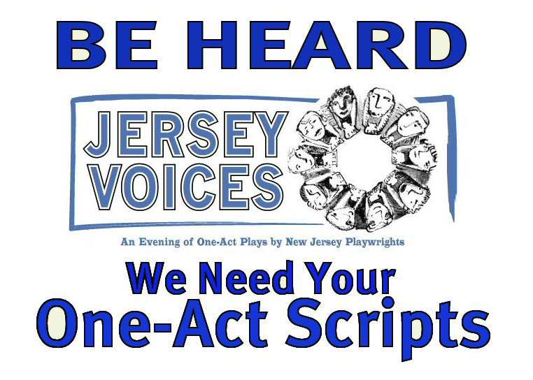 Scripts wanted for Jersey Voices 2020