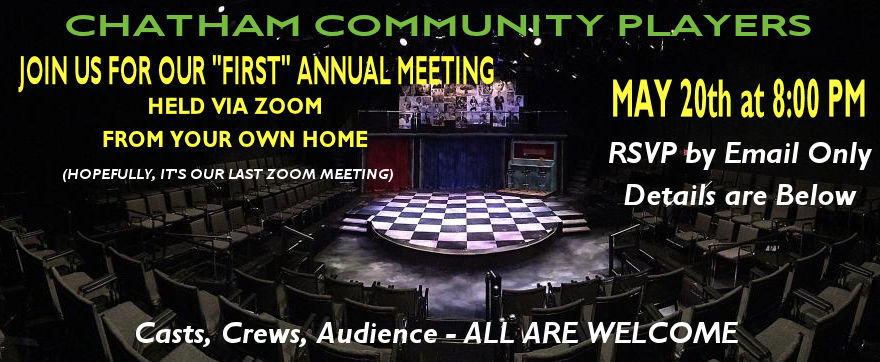 Chatham Community Players Annual Meeting