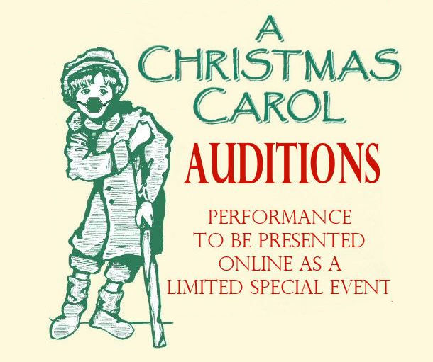 A Christmas Carol Auditions - Special Online Event