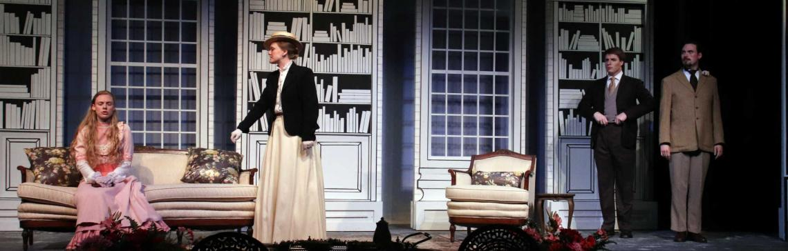 The Importance of Being Earnest (2019)
