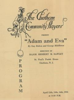 Adam and Eva (1934)