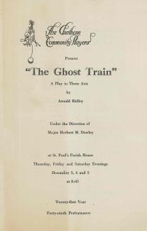 The Ghost Train (1942)