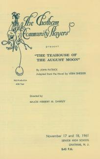 The Teahouse of the August Moon (1961)