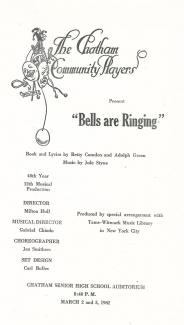 Bells are Ringing (1961)