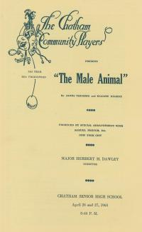 The Male Animal (1963)