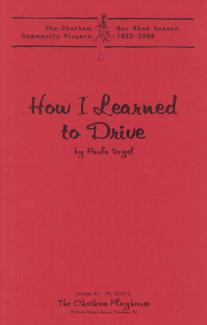 How I Learned to Drive (2003)