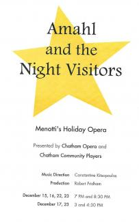 Amahl and the Night Visitors (2006)