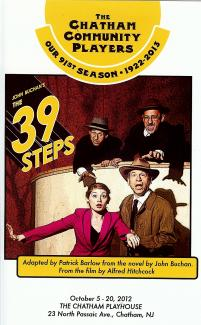 The 39 Steps (2012)