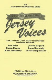Jersey Voices (2013)