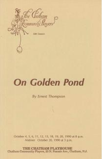 On Golden Pond (1990)
