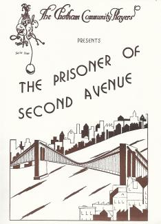 The Prisoner of Second Avenue (1976)